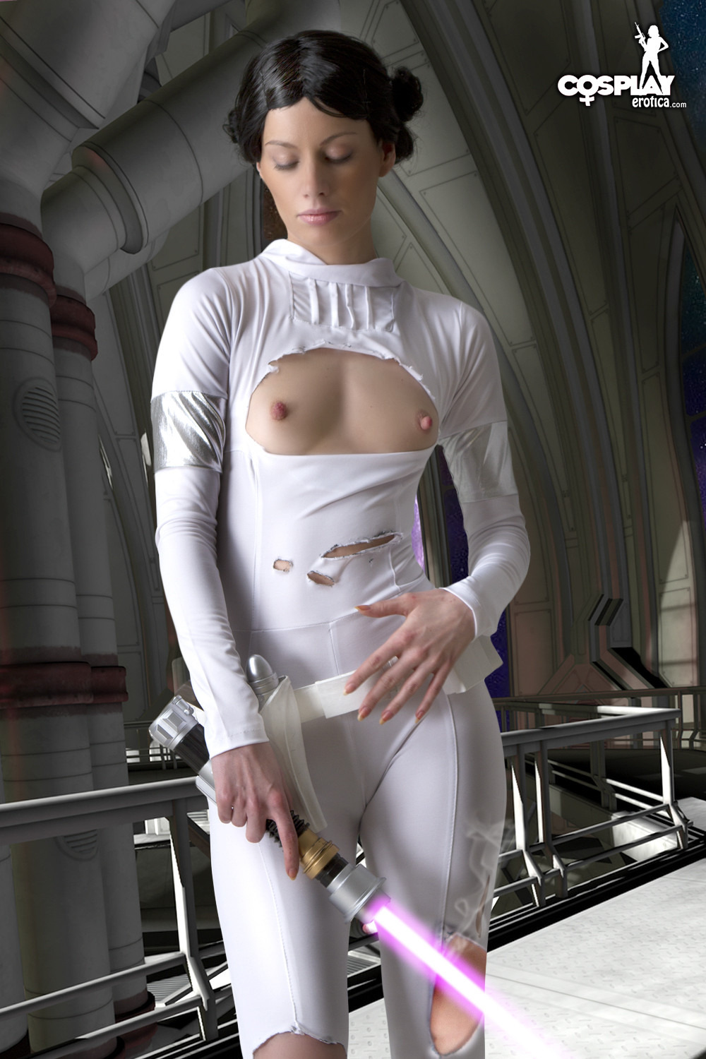 Cosplay naked star wars hentai download