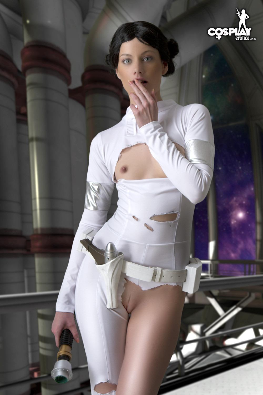 Hot girls in starwars costumes porn pics sex photo