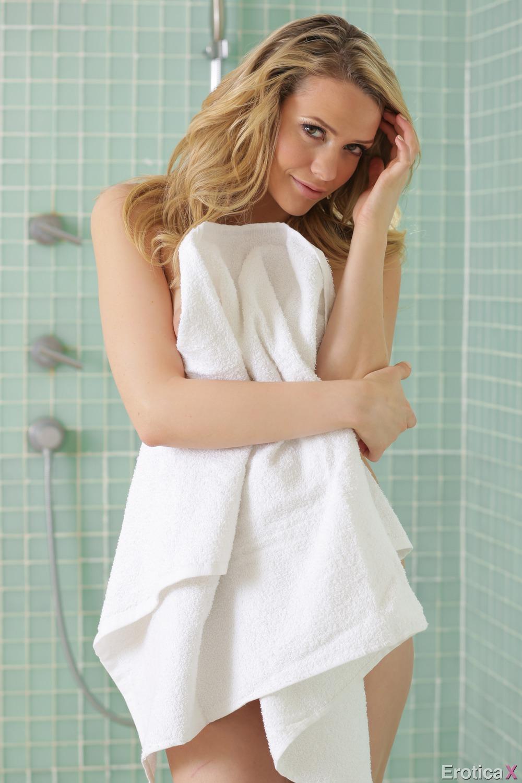 Sexy towel